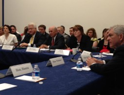 President Kopec at T&I Roundtable on Freight