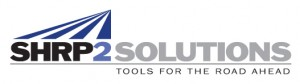 SHRP2 Solutions Horizontal Logo with Tagline