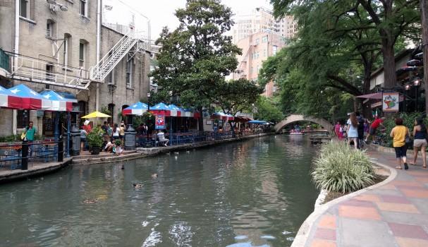 San Antonio_River Walkway