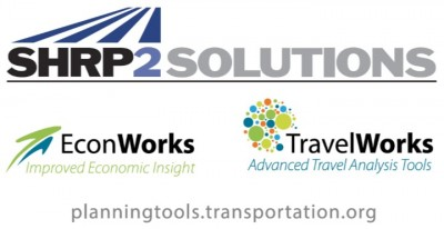 SHRP2-Econ, Travel Works logo_corrected_JPG
